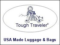 Tough Traveler Luggage & Bags Made in USA
