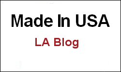 Made in USA LA Blog