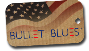 Bullet Blues Custom Apparel Made in USA